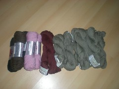 Yarn Acquisitions!