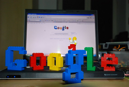 Google Lego 50th Anniversary Inspiration