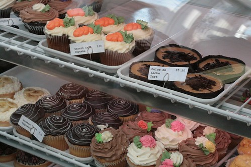 Pastry Case at Cake