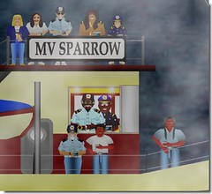 Sparrow's Pilot House ©2007 New Codgers