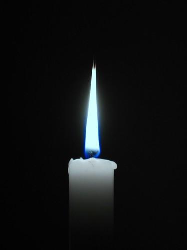 Blue Flame -- http://www.flickr.com/photos/lexnger/2073617295/