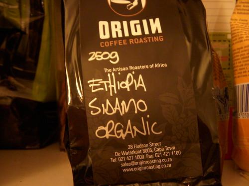 Origins Sidamo