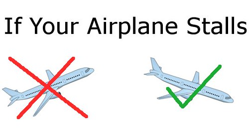 If Your Airplane Stalls
