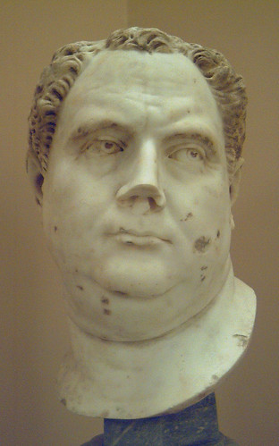Aulo Vitelio Germánico, emperador romano sucesor de Otón