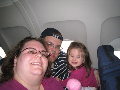 My Family on the Plane