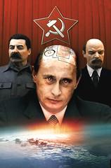 Putin Red Machine