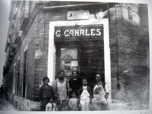 Calzados Guillermo Canales en 1928