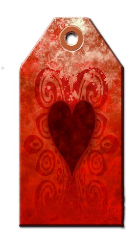 Valentine Tag #2