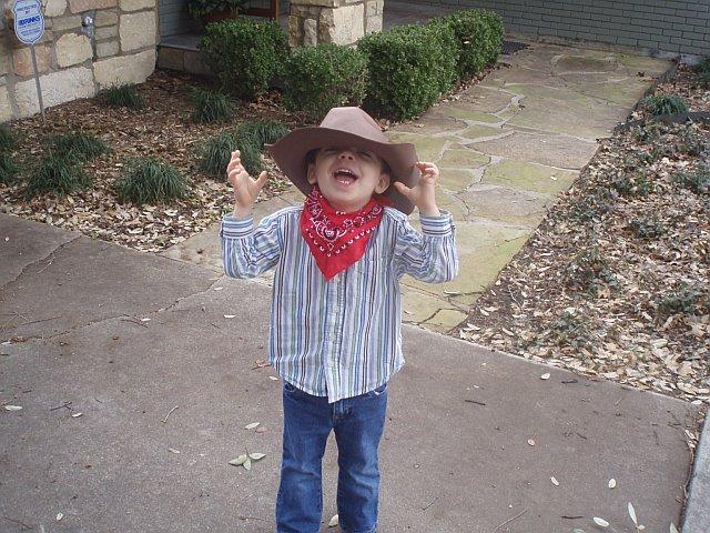 Cowboy Grant