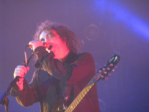 The Cure (Wembley Arena, London, 20 March 2008) - 15