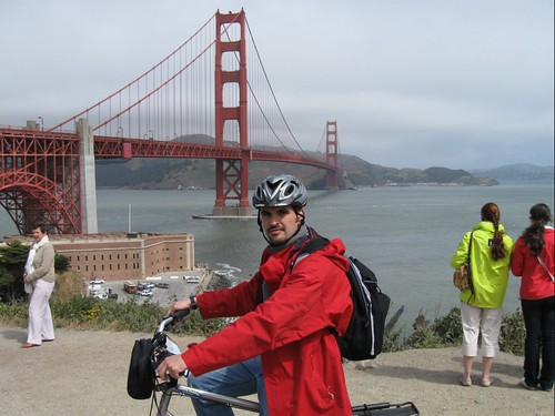 The Golden Gate and me