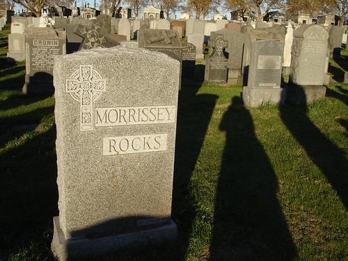 Morrissey Rocks