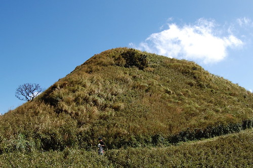 Qixing Mountain path