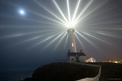 Pigeon Point Lighthouse on Flickr by MumbleyJoe