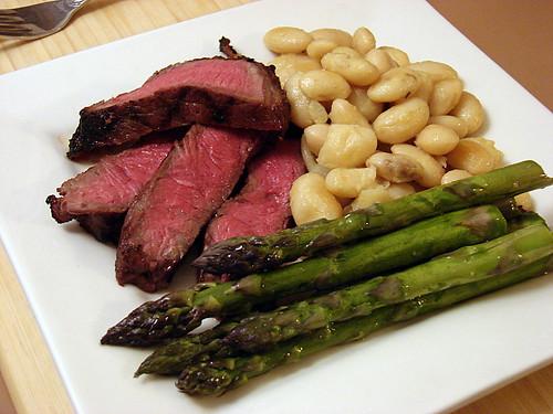 Dinner:  April 28, 2008
