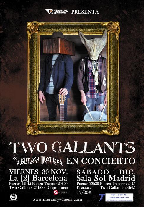 Two Gallant por laisladencanta, en Flickr