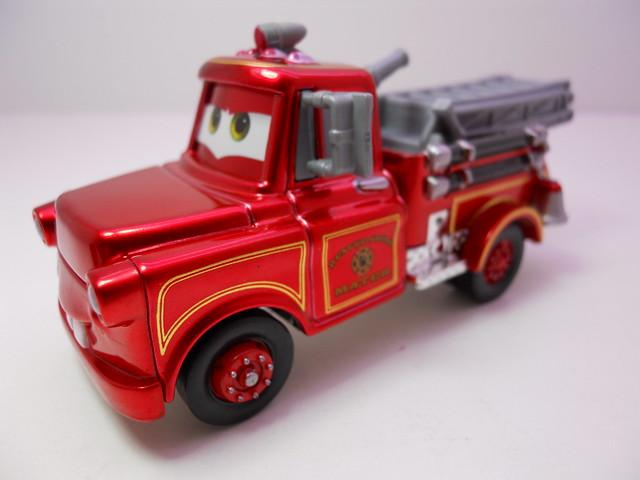 disney cars ransburg rescue squad mater