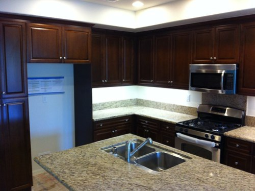 What Color Floor With Dark Cabinets Hardwood Counter Top Tile Colors Home Interior Design And Decorating City Data Forum