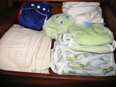 Newborn/XS/Preemie Diapers