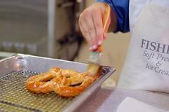 Fisher's Buttered Pretzel