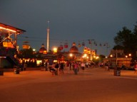 Cedar Point - Main Midway