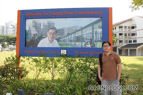 Proud to be a Potong Pasir resident