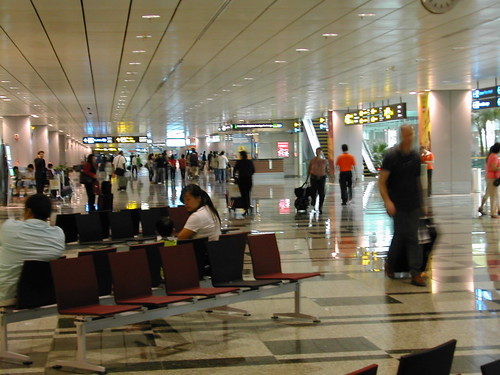 Changi Airport Terminal 3 (1)
