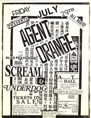 Agent Orange/Scream