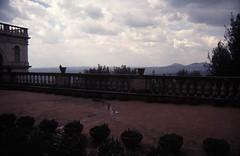 Villa d'Este: view from terrace