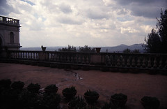 Villa d'Este: view from terrace