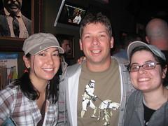 Rebecca Kelley, Danny Sullivan, Tamar Weinberg - SMX NY 2007