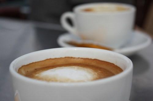 Café con leche - Milchkaffee