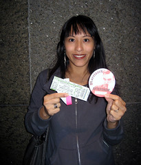 with my backstage passes
