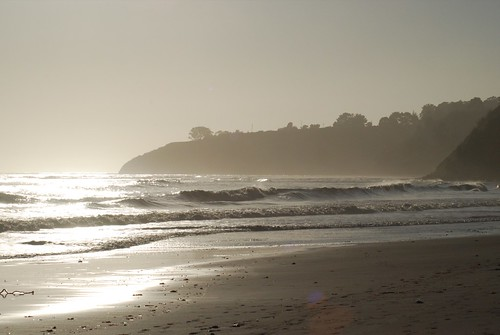Bolinas Beach - Looking South