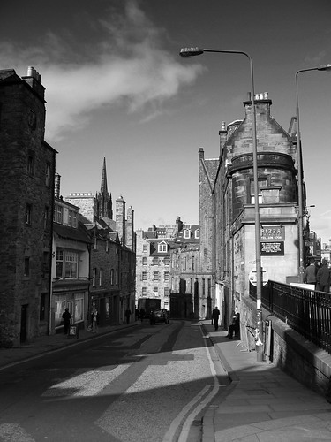 Edinburgh Candlemakers Row