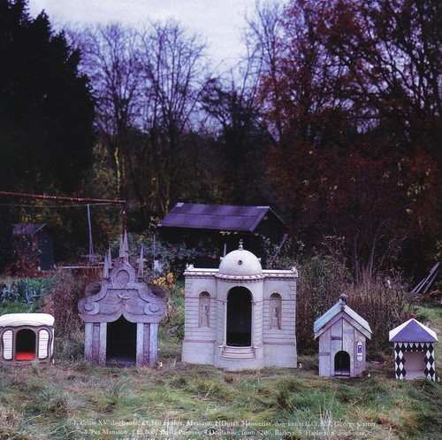 World of Interiors doghouses