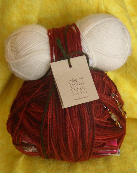 Magic Ball of Yarn Swap - Feb '08