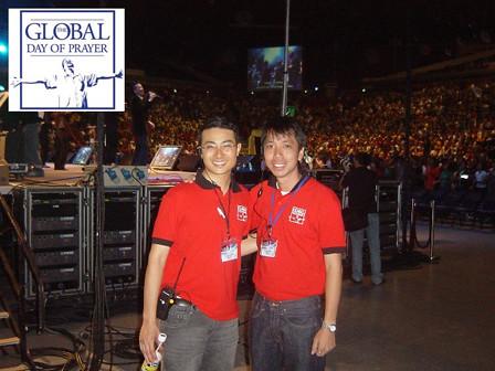 At the GDOP 2008