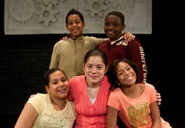 Twelfth Night Actors: Hunts Point Bronx