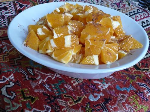 marokkoi narancssalata