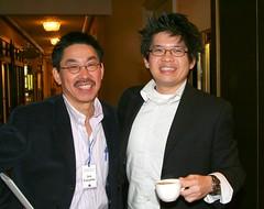 Jon Funabiki & Steve Chen