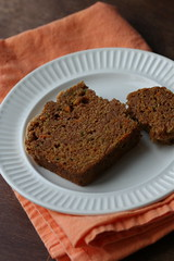 Zucchini-Sweet Potato Bread