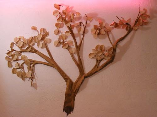 Beautiful Aeropress Paper Filter Tree by Laura Harris
