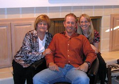 The family at Thanksgiving 2007