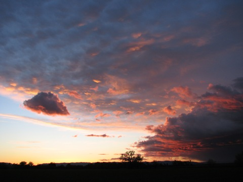 Sunset late 031508