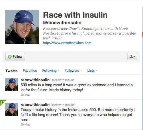 Race with Insulin!