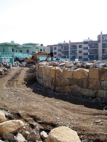 Stadttor - Der Wiederaufbau