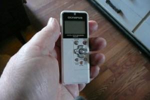 Digital Recorder by basykes via Flickr.com