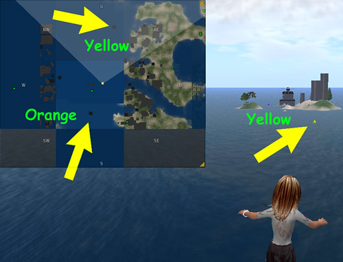 Buoys now show up on mini-map!