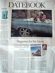Everywhere in the SF Chronicle (Page 1)